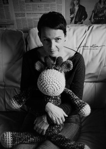 portrait of woman@london family photographer 1