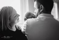 newborn home photography